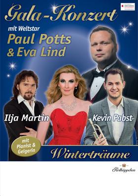 Bild: Gala-Konzert mit Weltstar Paul Potts und Eva Lind