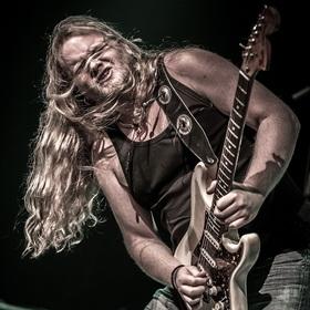 Bild: Joost de Lange - Rock/Blues Experience