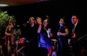 Bild: Rüdiger Eisenhauers Sleigh Ride Orchestra - Eine explosive Xmas-Extravaganza mit Elegance, Coolness, Swing & Groove.