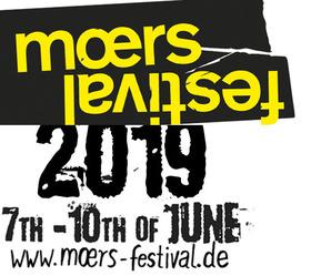 Bild: moers festival 2019 - Festivalkarte (07. - 10. Juni 2019)