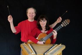 Bild: Virtuose Saitenmusik mit Rudi Zapf & Ingrid Westermeier - Von Europa nach Südamerika