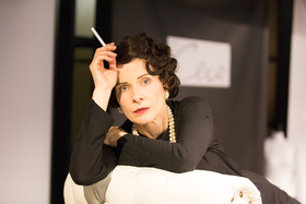 Bild: La Vie de Coco Chanel - Gastspiel Theater in Kempten