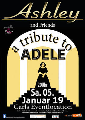Bild: Ashley a tribute to Adele