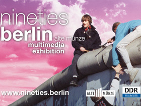 Bild: nineties berlin - Eintritt Daueraustellung