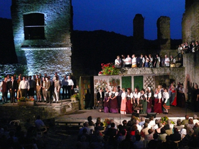 Bild: Der Freischütz - Opera Classica Europa