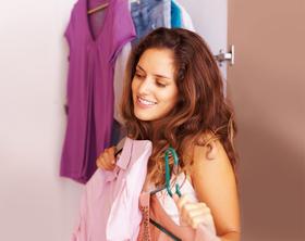 Erfolg beginnt im Kleiderschrank