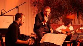 "Bild: Tango-Trio ""Mano a Mano"" - Drei Argentinier aus Buenos Aires"