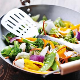 Bild: Vegetarisch in den Frühling