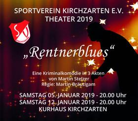 Bild: SV Kirchzarten Theaterabend - Rentnerblues - die Starermittler