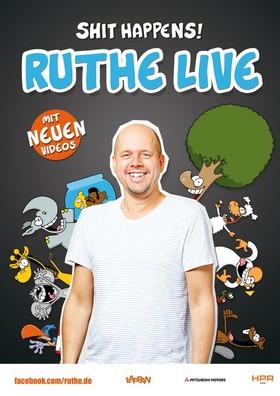 Bild: RUTHE LIVE - Shit Happens!