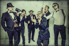 Bild: Six Pack - Goldsinger - Die A Cappella Comedy-Show aus Bayreuth