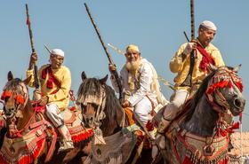"""Bild: Diavortrag """"Märchenhaftes Marokko"""" - von und mit Frank Moehrke"""