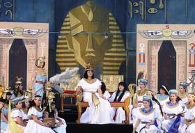 Bild: Aida. - Oper von Giuseppe Verdi - Open Air