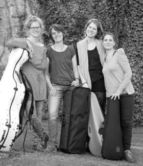 Bild: Kammerkonzert - Streichquartett