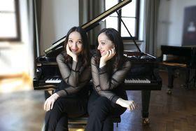 Bild: Konzert für Klavier zu vier Händen - Ani & Nia Sulkhanishvili