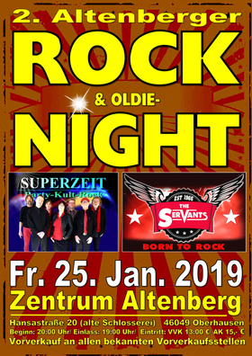 Bild: 2. Altenberger Rock- und Oldie-Night - mit