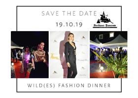 Bild: Wild Fashion Dinner - 10 Jahre Wild Fashion Dinner im Forsthaus Damerow