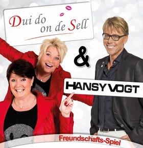 Bild: Dui do on de Sell & Hansy Vogt - Freundschaftsspiel