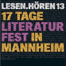Bild: Lesen.Hören - Literaturfest Mannheim