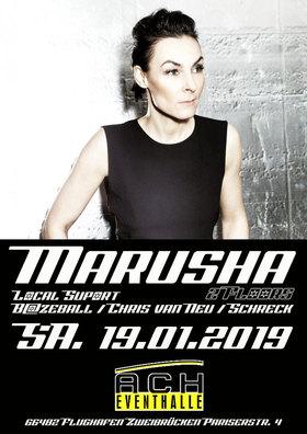 Bild: Marusha - & local supports