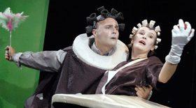 Bild: DIE REISE ZUM MOND – Wiederaufnahmepremiere der Jungen Oper Berlin
