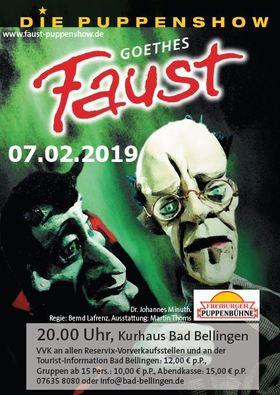 Bild: Goethes Faust - Die Puppenshow