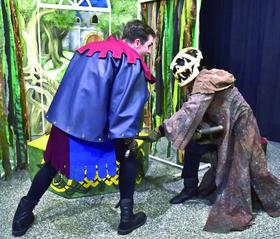 Bild: The Green Knight - Englischsprachiges Theaterstück von Peter Griffith (10+)