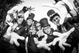 Extratours präsentiert: Coppelius - Bühnenabstinenzverweigerungskonzertreise