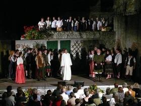 Bild: Der Freischütz - Open Air - Oper von Carl Maria von Weber