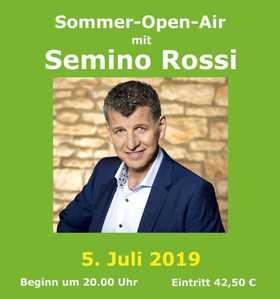Bild: Sommer Open Air - mit Semino Rossi