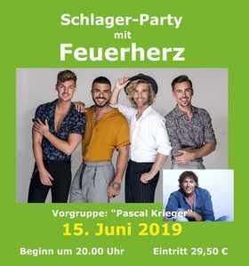 Bild: Schlager Party - mit Feuerherz und Pascal Krieger