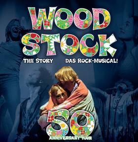 Bild: Woodstock - Das Rockmusical - 50th Anniversary Tour