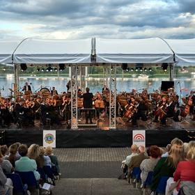 Bild: Brandenburgische Wassermusiken 2019 - Classic Open Air - Konzert am Nachmittag