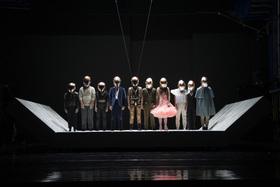 Bild: Die tonight, live forever oder das Prinzip Nosferatu - Theater Rampe