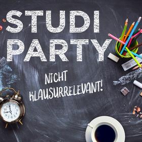Bild: Studi Party - Nicht klausurrelevant