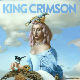 Bild: KING CRIMSON - 2019