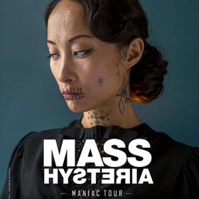 Bild: Mass Hysteria + Syndrom - présentés par Artefact Prl en accord avev VeryShow
