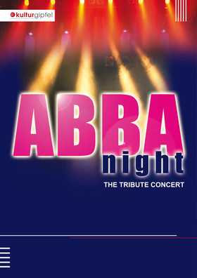 Bild: ABBA-Night - The Tribute Concert 2019