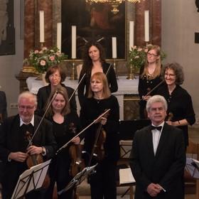 Bild: Klassik romantisch - Telemannorchester Nürnberg (Dirigent: Alfred Thieg, Solist: Alexandru Duma)