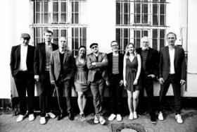 Bild: TIEFBLAU - Die Musiker aus Hannover veröffentlichten im Jahr 2017 ihr Studioalbum