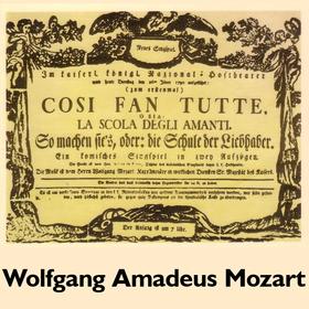 Bild: COSI FAN TUTTE - von Wolfgang Amadeus Mozart