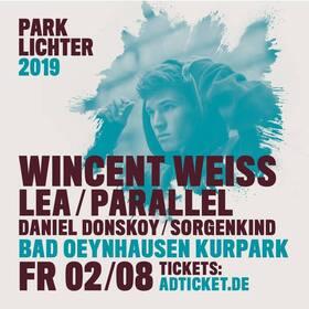 Parklichter - Konzertfreitag 2019 - Wincent Weiss und viele mehr