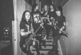 Bild: DEAD GIRLS ACADEMY - Germany Tour 2019
