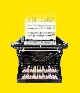 Bild: Über_Schreiben - Ensemble Megaphon