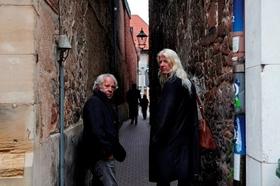 Bild: Live - was sonscht? Harald Hurst & Gunzi Heil