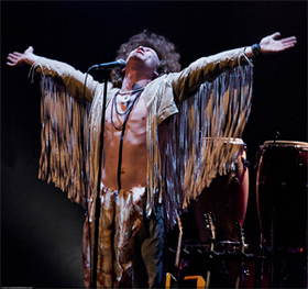Bild: Woodstock - das Rockmusical
