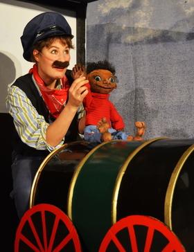 Bild: Jim Knopf und Lukas, der Lokomotivführer - ein musikalisches Abenteuer nach Michael Ende