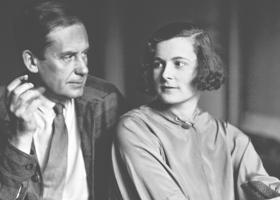 Bild: Ursula Muscheler: Mutter, Muse und Frau Bauhaus - Ein Abend zu den Frauen um Walter Gropius
