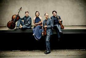 Holzhausenkonzerte - Streichquartettfesttage - Konzert mit dem Signum Quartett