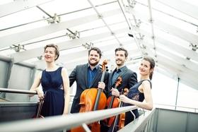 Holzhausenkonzerte - Streichquartettfesttage - Konzert mit dem Aris Quartett